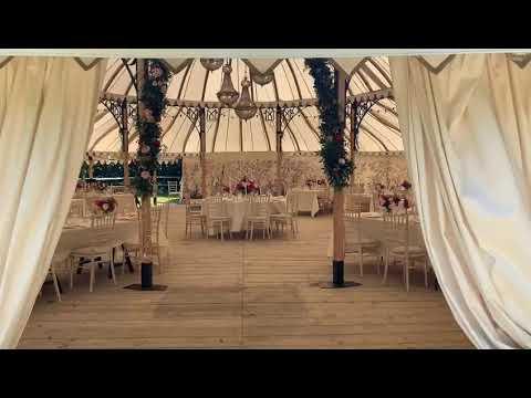 Inside Grand Pavilion