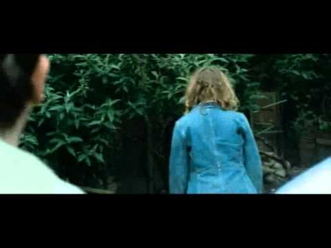 Shaun Of The Dead - Gets morning snack, finds girl in his backyard garden.