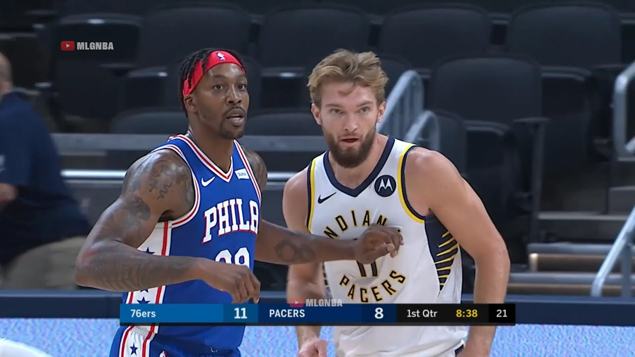 Philadelphia 76ers vs Indiana Pacers Highlights 1st Half | 2020-21 NBA Preseason