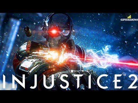 """LAST RESORT DEADSHOT SPAMMER RAGE QUITS! - Injustice 2 """"Wonder Woman"""" Gameplay (Epic Gear)"""