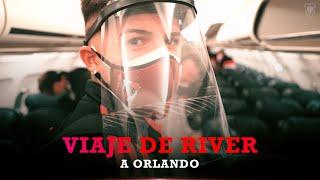 ✈️ Ezeiza - Orlando: ¡River rumbo a la pretemporada! 💪