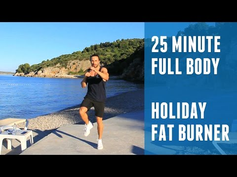 25 Minute Holiday Fat Burner | The Body Coach