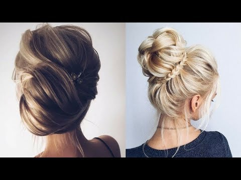 Latest Prom Hairstyle New Year Hairstyle
