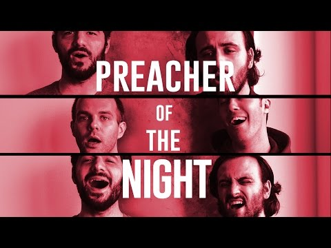 Preacher of the Night  Frederick the Victorious