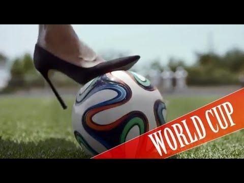 Adriana Lima - KIA Dünya Kupası Reklamı