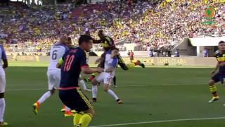 Estados Unidos 0 vs Colombia 2 (Resumen)