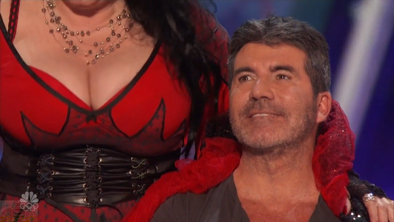 America's Got Talent 2016 Miranda Cunha More Than a Dance For Simon Cowell  Full Audition Clip S11E03 - YouTube