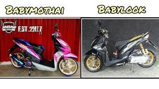 Perbedaan Babylook dan Babymothai menurut regulasi kontes