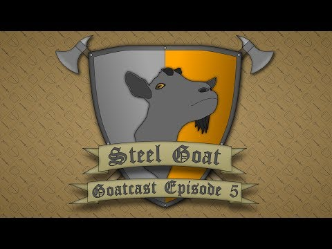Goatcast #5 - Aunt May is a complicated man