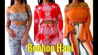 f7192e0e403 Boohoo Curvy Girl Vacation Clothing Haul