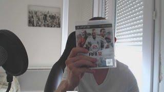 UNE DE MES PREMIERES VIDEO SUR FIFA 12 !