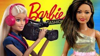Barbie Fashionistas • Od reporterki do modelki • bajka po polsku