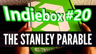 The Stanley Parable - Indiebox Review #20 [NOT SPONSORED CONTENT]
