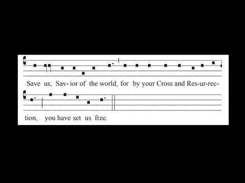 Save Us, Savior of the World (Weber, OSB)