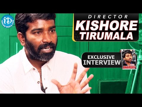 Nenu Sailaja Movie Director Kishore Tirumala Exclusive Interview || Talking Movies # 69