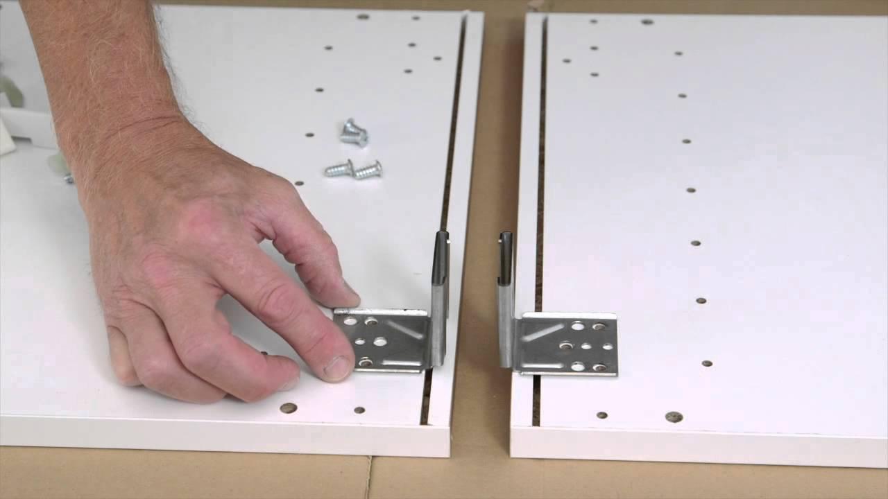 Keukenkast Ophangen Ikea : Metod keuken: keukenkasten in elkaar zetten ikea helpt youtube