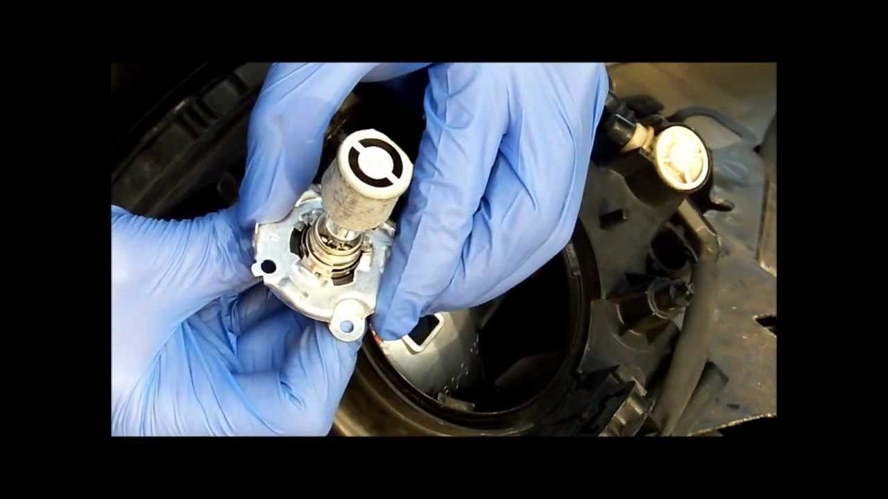 2004 Volvo XC90 - Replace Head Light and Position Light ...