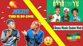 New Ethiopian Music: Abyssiniya Vine - Dena Nesh Endet Neh   ደና ነሽ እንዴት ነህ - REACTION VIDEO!