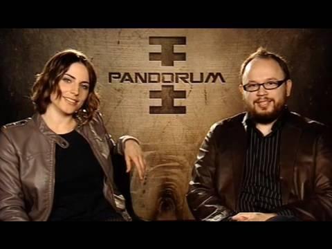 PANDORUM - Interview mit Antje Traue und Christian Alvart