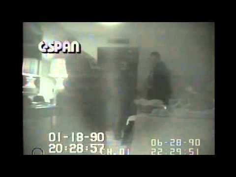 Archive: Marion Barry Arrested (January 18, 1990)