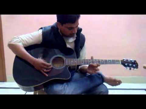 Sun Sahiba Sun (Ram Teri Ganga Maili) Karaoke Acoustic guitar cover by Manish