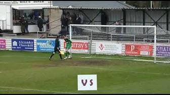 HIGHLIGHTS | Chesham United 3 Gosport Borough 0 - 22nd February 2020