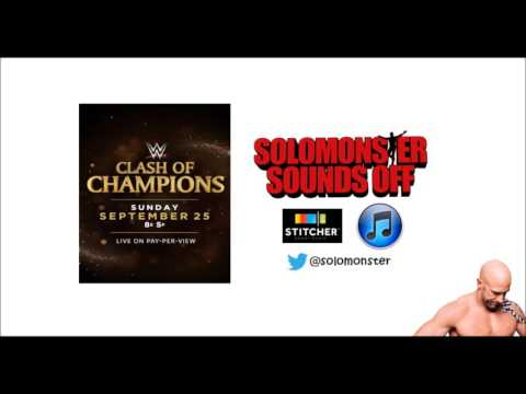 Sound Off Extra - WWE Clash of Champions 2016 Review