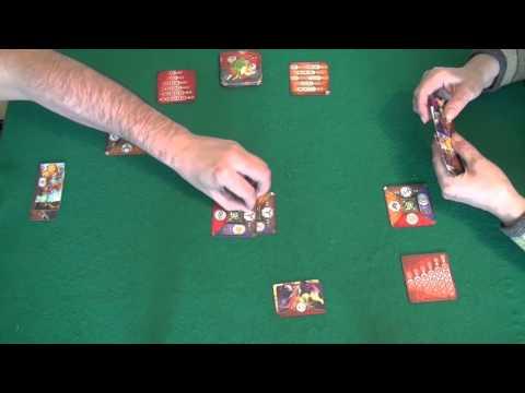 Гильдии Лаара - играем в настольную игру, Board Game