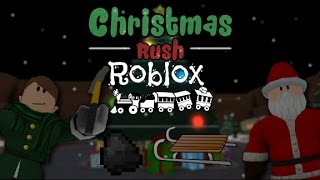 Hard Working Elvs? Roblox Christmas Rush