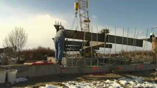 Accelerated Construction Of Udot Modular Bridge, Axtell, Ut