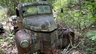 Will it run after 53 years 1947 international Wrecker one ton truck