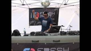 Antoine M Live @ Fresh Beat Canada Day Celebrations part 1