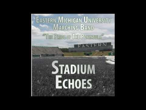 Eastern Michigan University Fight Song (w/singing)