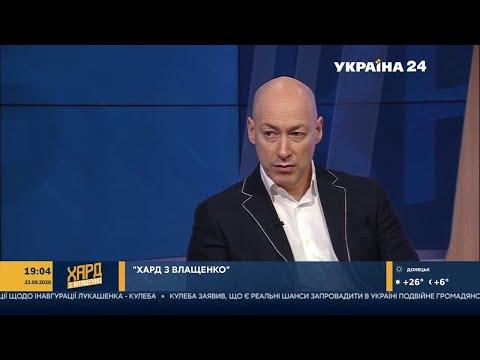 Дмитрий Гордон: Гордон о своем бизнесе и праворадикальных движениях в Украине