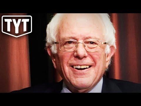 Bernie Sanders Pushes For LIVABLE Minimum Wage