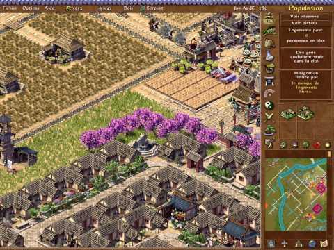 Empereur L'Empire du Milieu Dynastie Sui Tang Mission 1