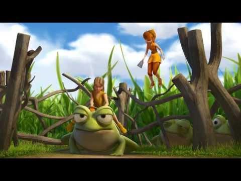 Disney Fairies Short: How I Train Fawn