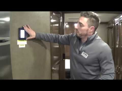 Sales Training Snippet: Dave Daniels explains Thor's Firefly Vega Touch Control  System!