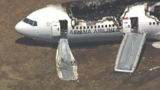 Asiana Airlines Plane Crash: At Least 2 Dead