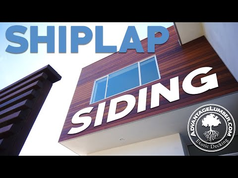 Advantage Rainscreen & Shiplap Siding - Wood Siding for Any Project