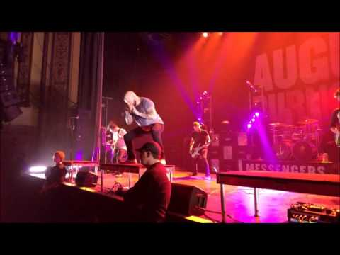 August Burns Red- Black Sheep *LIVE* The...