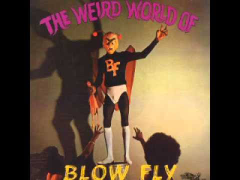 Blowfly - It´s a faggot´s world - 1971
