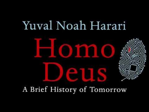 """58.5 """"Homo Deus"""" von Yuval Noah Harari (Buchvorstellung)"""