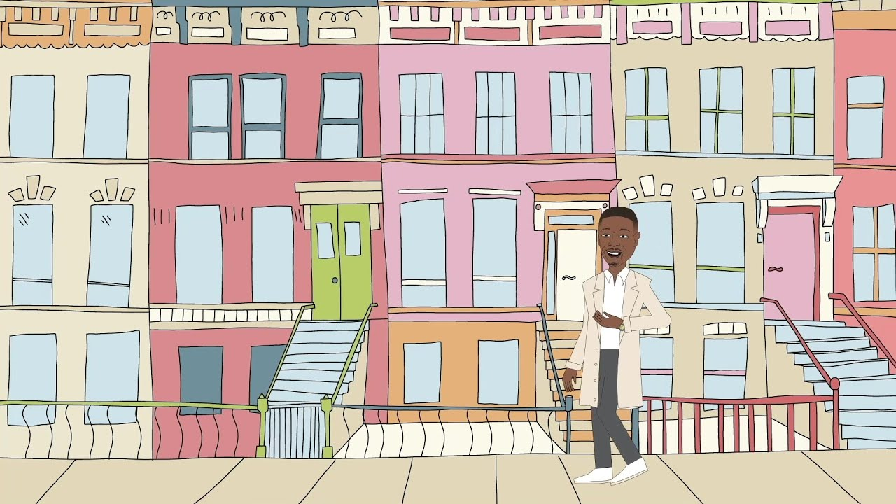 See Jevon Gratineau in His New Animated Series