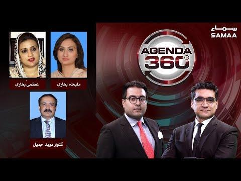 Asad Umar ki budget per tanqeed | Agenda 360 | SAMAA TV | 21 June 2019