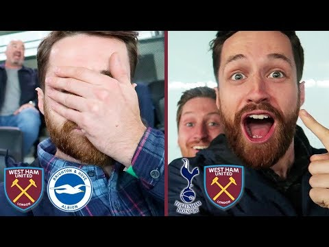 BRIGHTON NIGHTMARE, SPURS JOY & FIFA AWARDS!