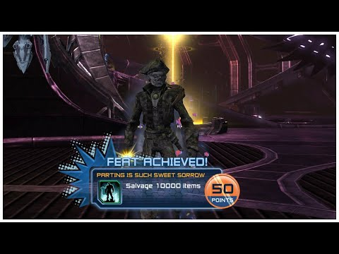 DCUO How To Get The 10K Salvage Feat Fast 2020