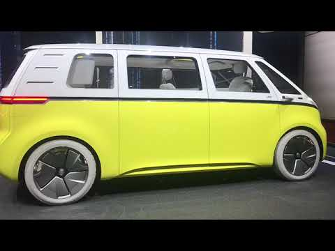 new VW I.D. BUZZ Electro