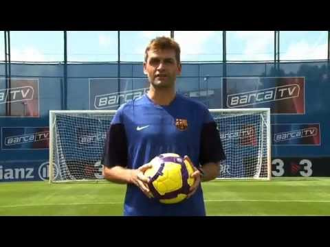 Tito Vilanova teaches you soccer drills