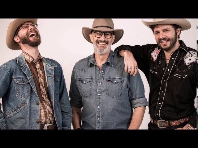 Michael Carpenter and The Banks Brothers at Home with Tracy & the Big D, July 2020